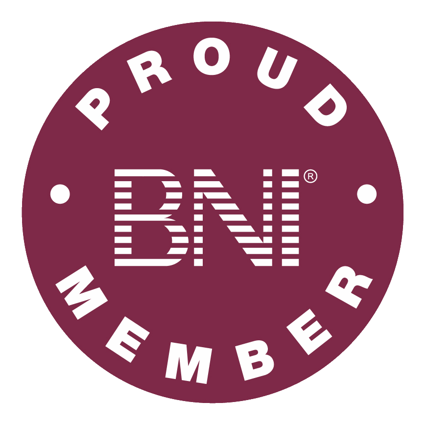 BNI Proud Member Badge